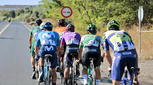 En directo el Campeonato de España de ciclismo que se disputa en...