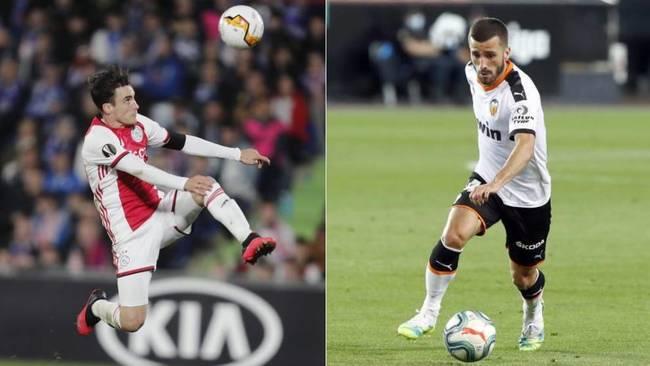 El casting del Barça para el lateral izquierdo