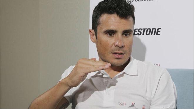Javier Gómez Noya.