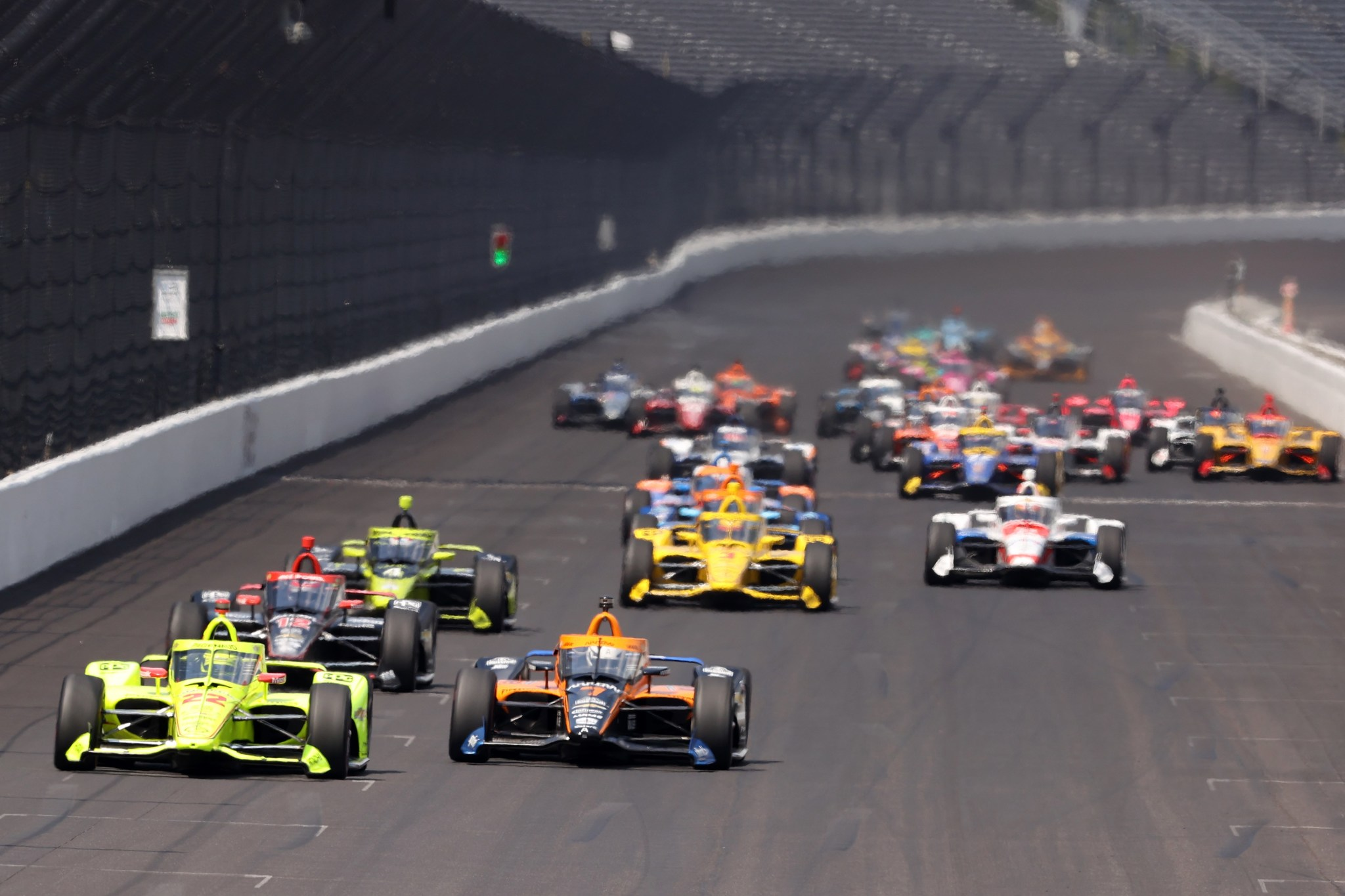 == FOR NEWSPAPERS, INTERNET, TELCOS    TELEVISION USE ONLY == INDIANAPOLIS, INDIANA - AUGUST 23: Simon Pagenaud, driver of the