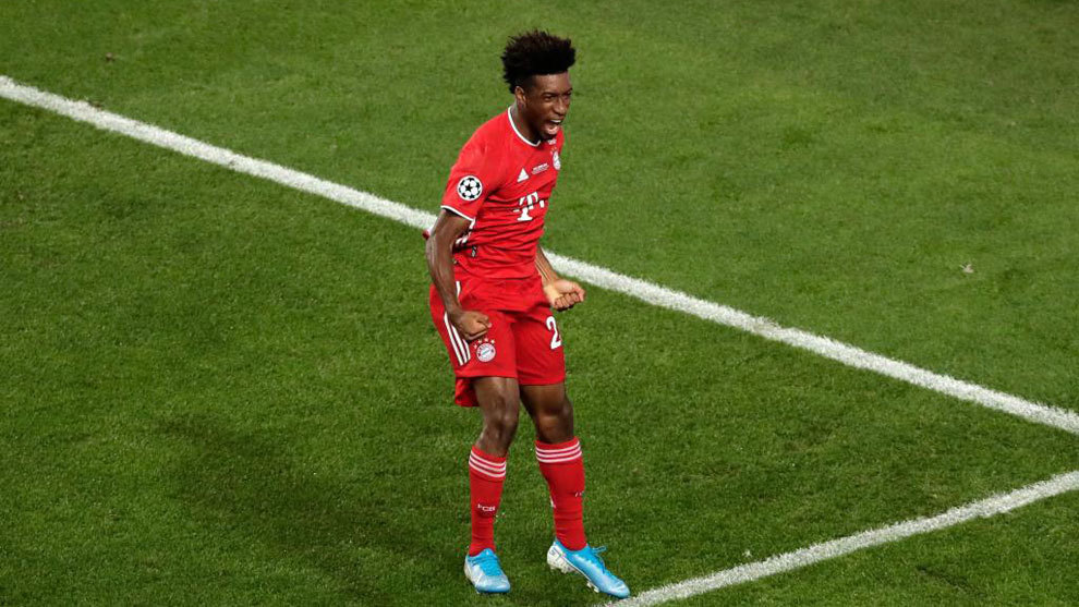 Kingsley Coman: The PSG academy product who downed his former club in Lisbon