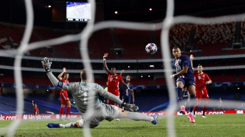 Legendario Neuer: partidazo y primer portero de la historia en ganar dos tripletes