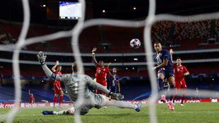 Neuer, después de frenar a Mbappé en la segunda mitad