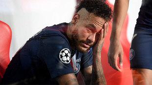 El llanto interminable de Neymar