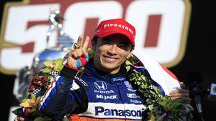 Alonso, impotente; Palou deja su sello y Sato gana sus segundas 500 Millas