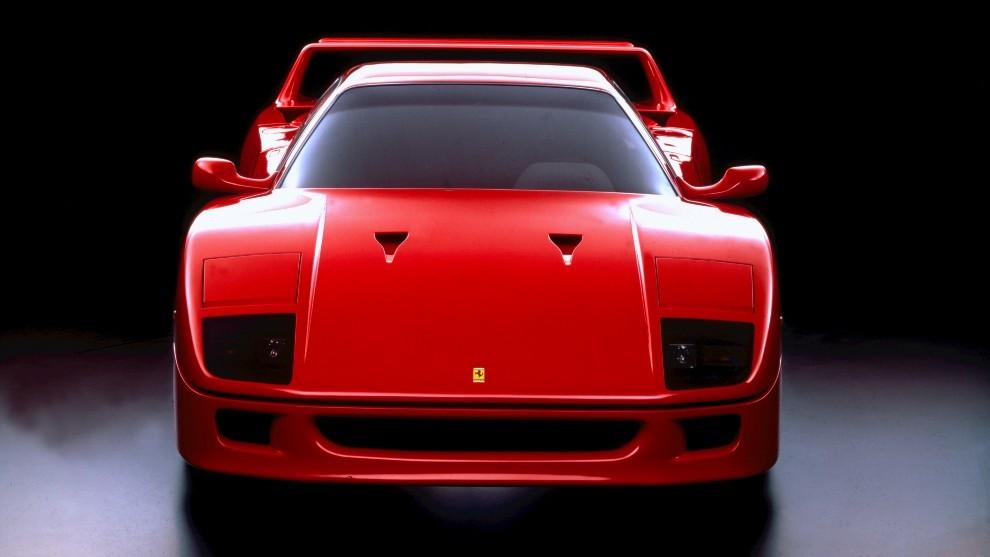 El Ferrari F40 podría revivir en forma de one-off