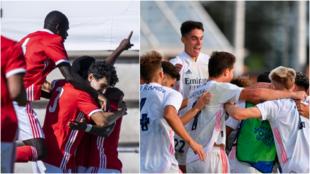 Benfica - Real Madrid: horario y dónde ver en TV la Final de la Youth...
