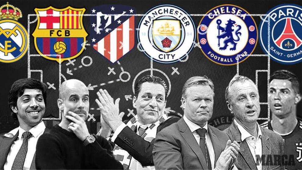 Las otras revoluciones del fútbol