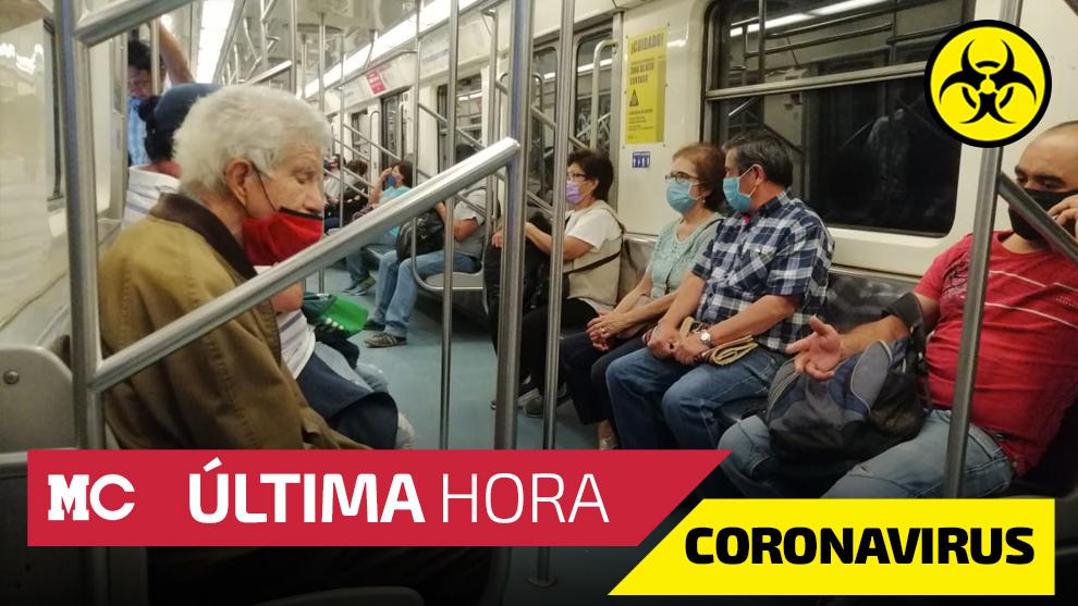 Casos confirmados y muertes por Covid-19 en México este 24 de...