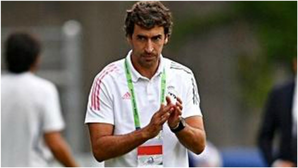 Raul: From the first minute, you see a team with a clear idea of winning