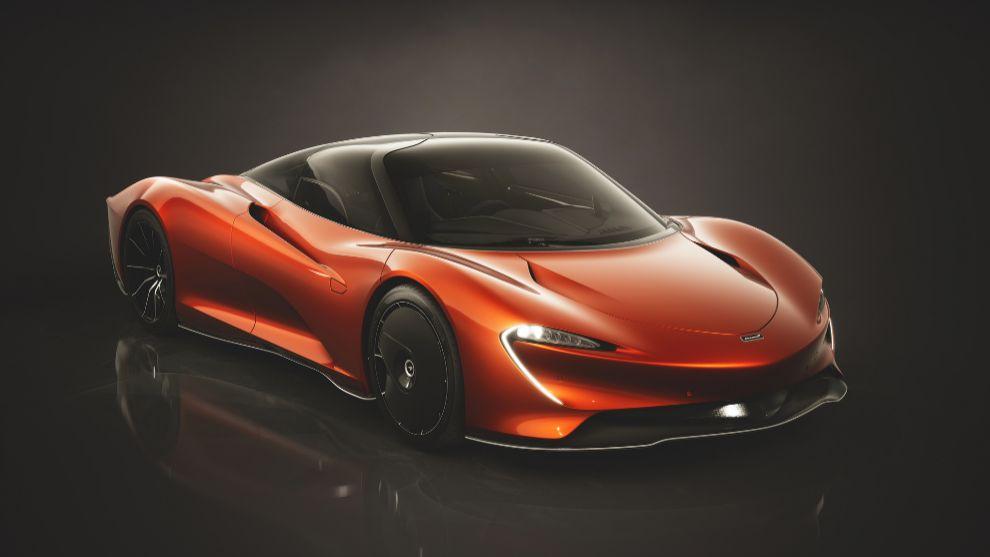 McLaren pone la base para sus modelos electrificados, que llegarán en 2021
