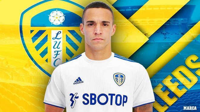 Oficial: Rodrigo Moreno ya es jugador del Leeds por 35 millones de euros