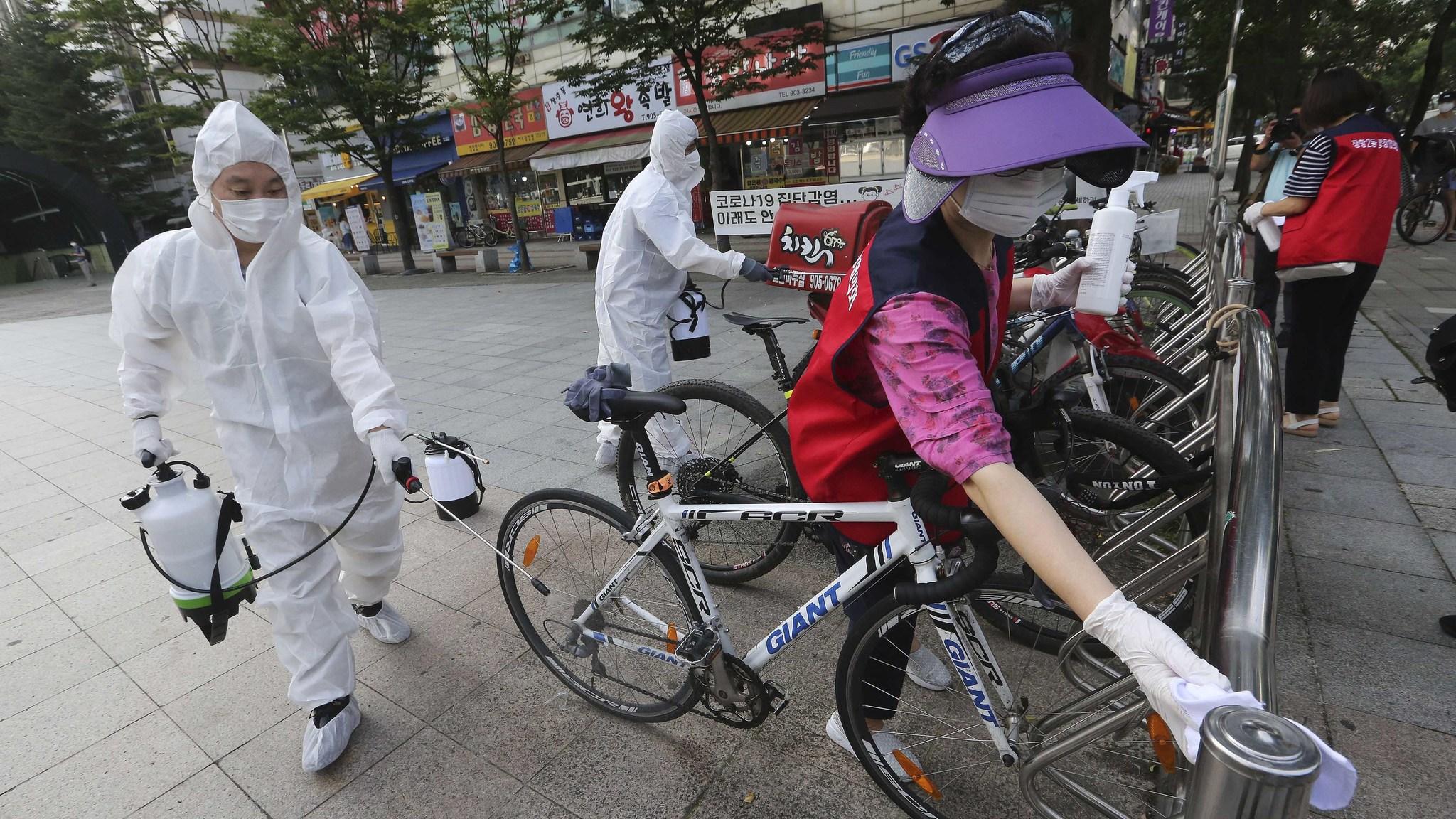Corea del Sur registra aumento de casos de coronavirus |