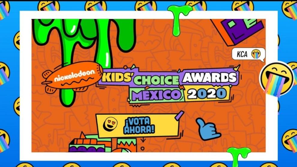 Nominados a los Kids Choice Awards México 2020