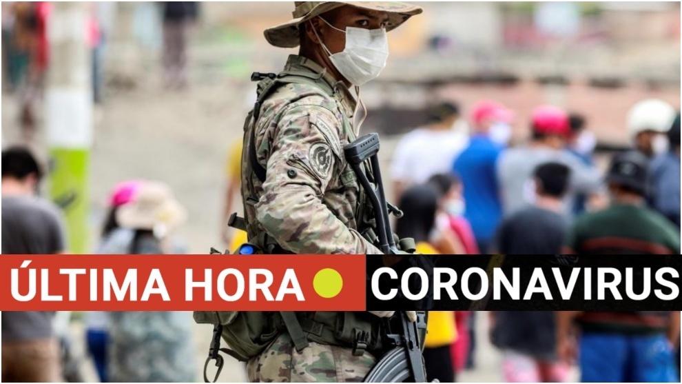 Datos de coronavirus hoy 25 de agosto en Brasil, México, Argentina, Perú, Bolivia, Ecuador, Chile..: casos y muertes por la pandemia