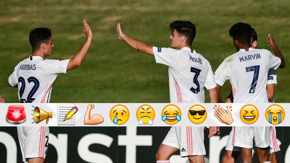 Several of these Youth League champions can make the Real Madrid first team