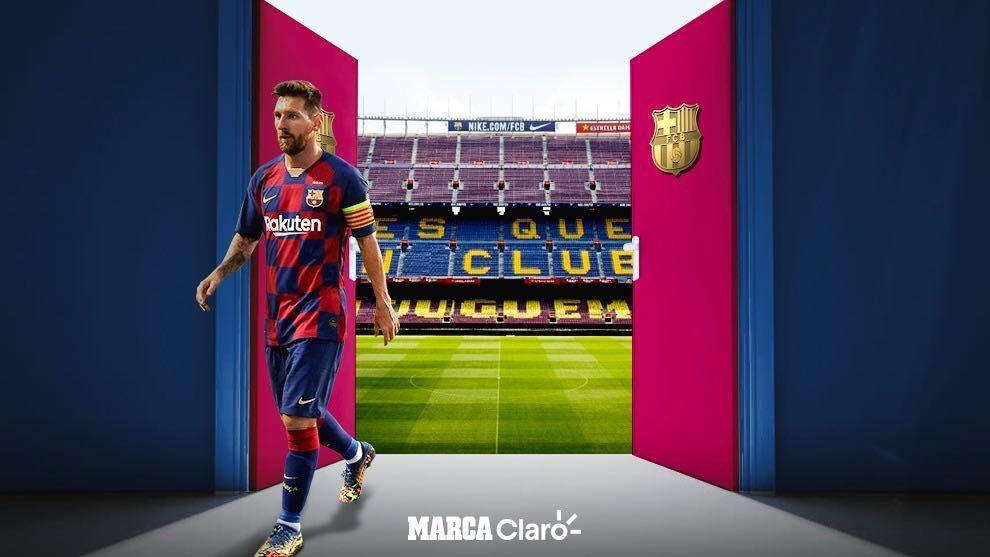 Sigue el minuto a minuto del caso Lionel Messi en el Barcelona: ¿se...
