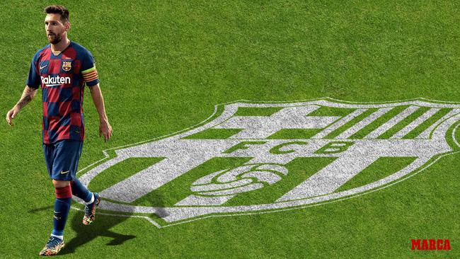 ¡¡¡Messi comunica al Barça que quiere irse!!!