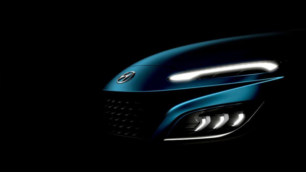 El restyling del Hyundai Kona ya asoma... y vendrá con versión deportiva N Line