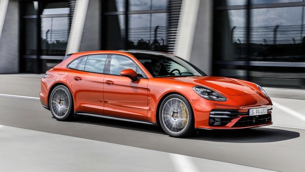 Porsche Panamera 2021: derroche de potencia en gasolina e híbrido