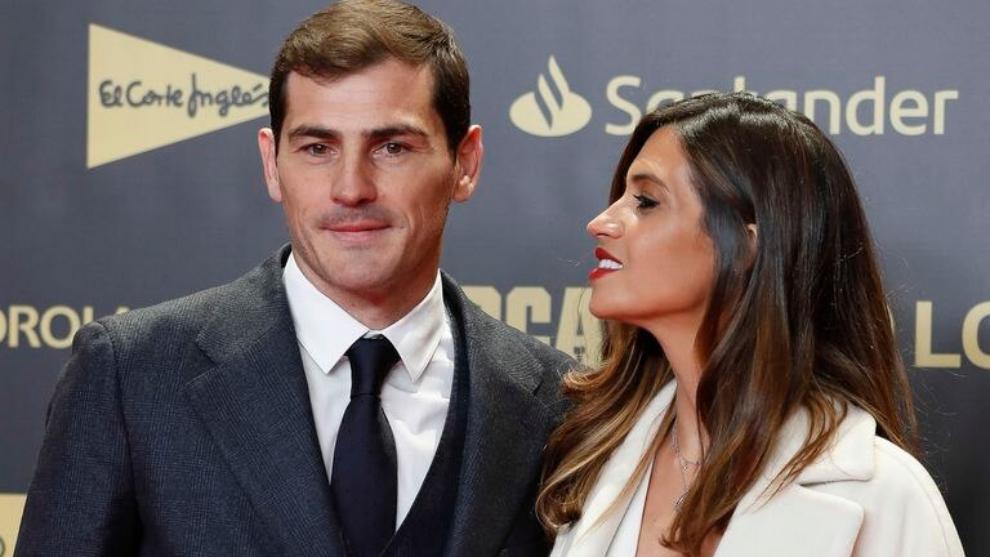 Iker Casillas y Sara Carbonero desmienten su crisis de pareja   Marca.com