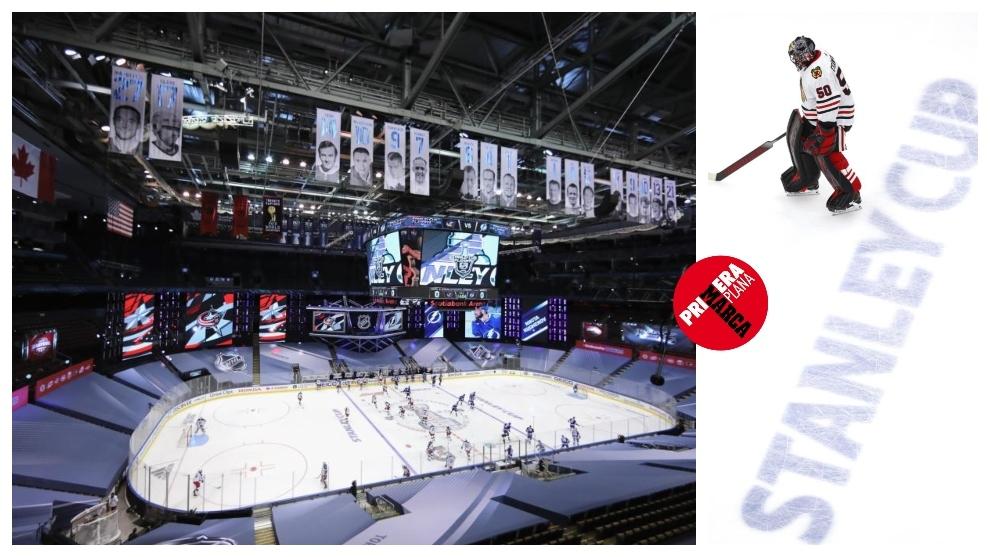 """Hockey hielo, la otra burbuja: """"Siempre somos los últimos en llegar a la fiesta"""""""