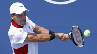 Roberto Bautitsa venció a Karen Khachanov para enfrentarse en cuartos...