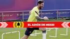 Otra vuelta de tuerca: Messi se entrenará con el Barça
