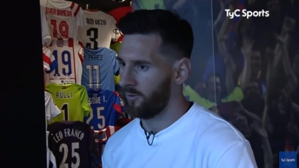 """La respuesta de Messi de hace dos años que es viral: """"¿Te irías al City?"""""""