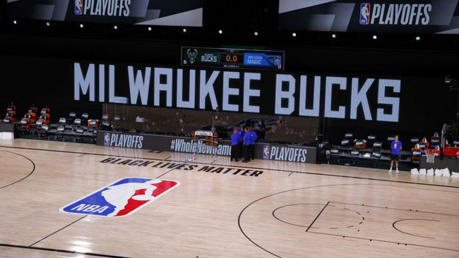 Los Bucks encabezan el histórico boicot a los Playoffs