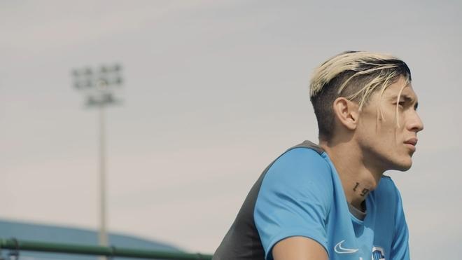 Gerardo Arteaga ya comenzó a entrenar en Bélgica.