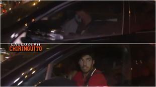 'El Chiringuito de Jugones': Messi cena con Luis Suárez en un restaurante de Barcelona