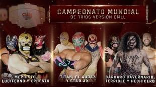 Todo lo que tienes que saber del 87 Aniversario del CMLL. Horarios,...