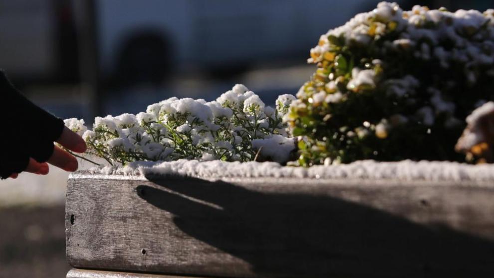Ola de frío en España: bajada brusca de las temperaturas, lluvia y... ¡nieve!