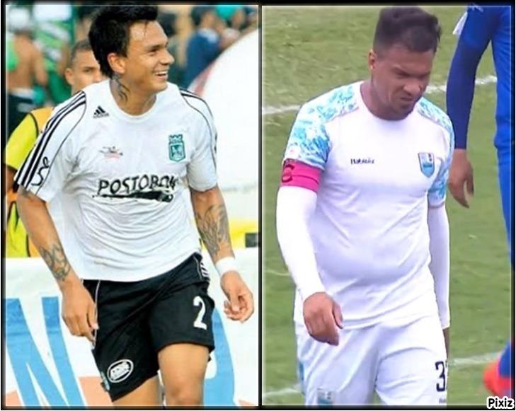 El futbolista Humberto Mendoza ha ganado peso durante su cuarentena