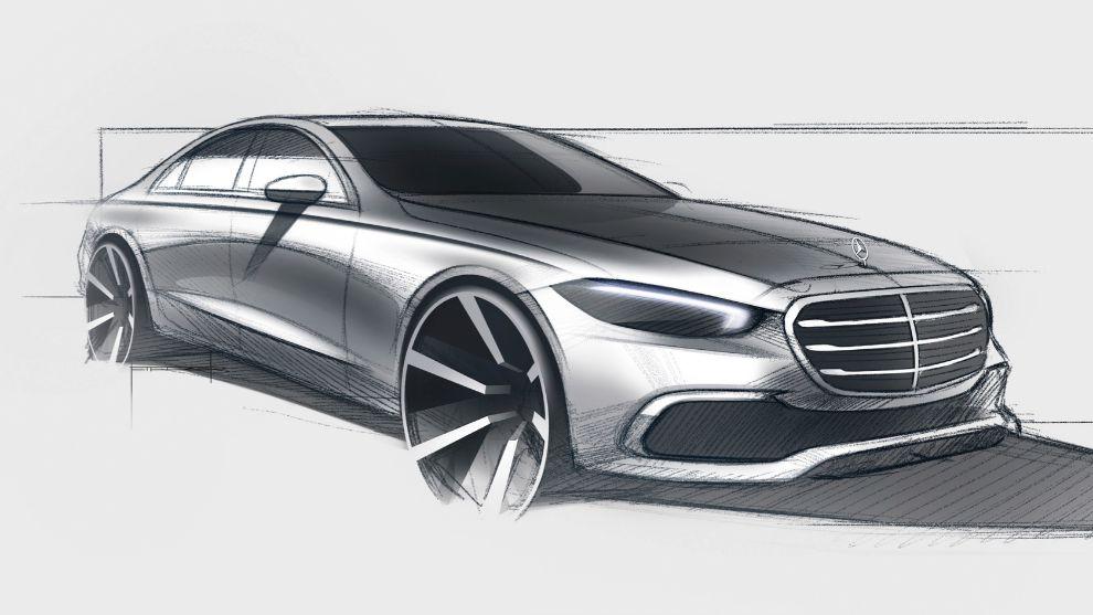 El nuevo Mercedes-Benz Clase S 2021 ya se deja ver