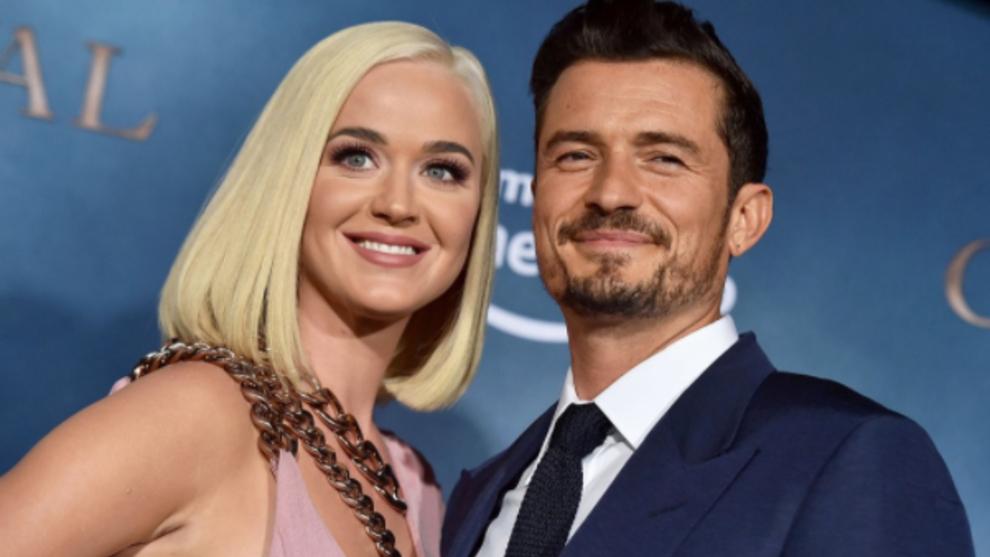 Katy Perry y Orlando Bloom anuncian su paternidad con un mensaje muy...