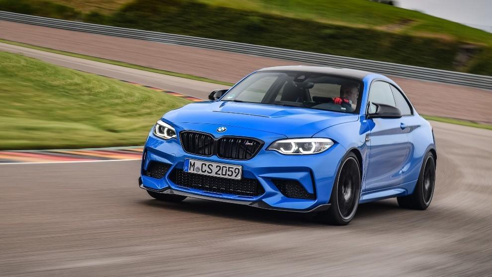Prueba del BMW M2 CS: un regalo de despedida de 450 CV
