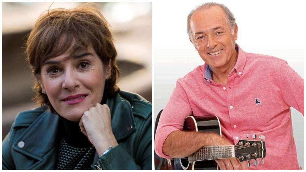 Anabel Alonso y José Manuel Soto, protagonistas por un 'enganchón'...