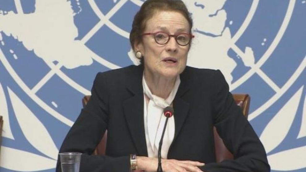 Henrietta Fore, directora ejecutiva de UNICEF.