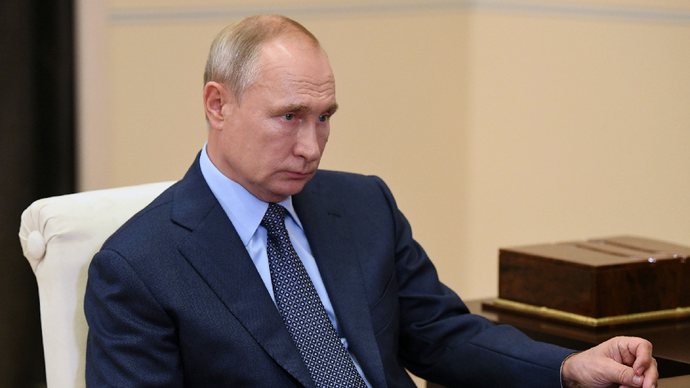 La Hija De Vladimir Putin Vuelve A Vacunarse Una Segunda Vez Contra El Coronavirus Marca Com