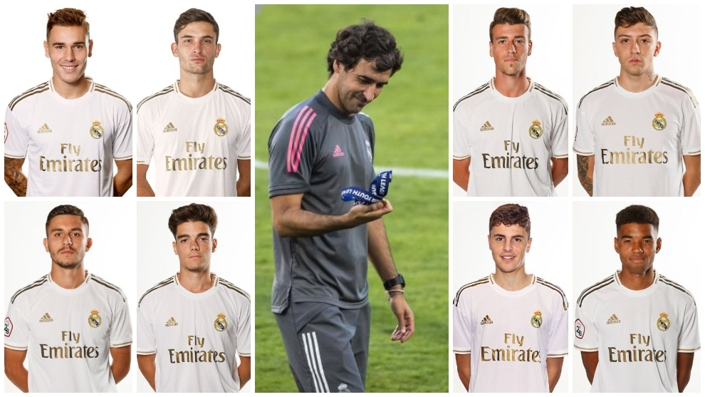 Raul already shaping his Castilla squad for 2020/21
