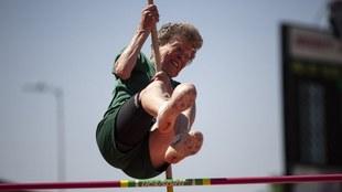 Flo Meiler tiene 85 años y bate récords mundiales en el atletismo