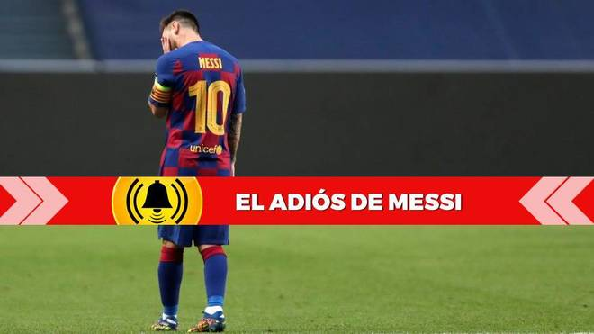 LIVE BLOG: The latest updates on Messi's exit