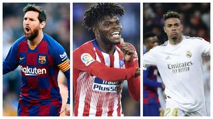 Ofertón por Milinkovic-Savic, la salida de James es inminente, el futuro de Messi...