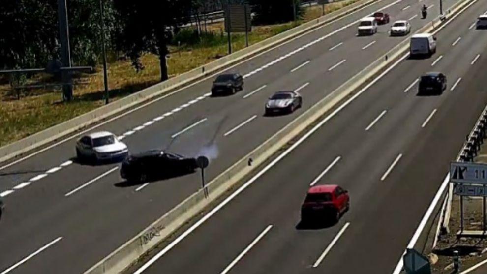 ¿Quieres ver cómo acaba un despiste al volante? ¿O un exceso de velocidad?  La DGT te lo muestra