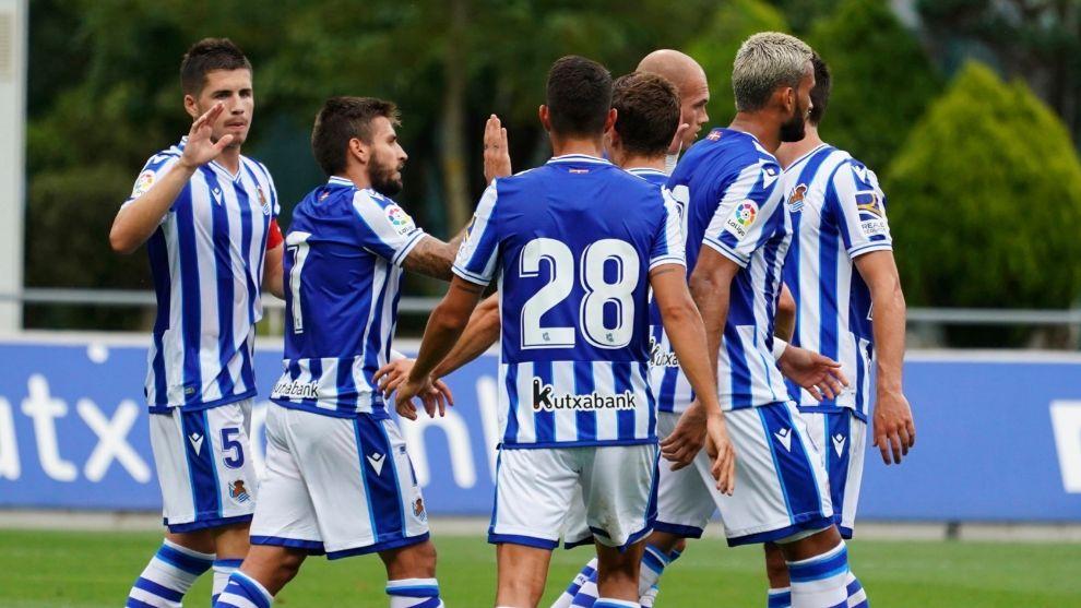 Real Sociedad: La Real confirma que recibir al Huesca maana a las 18.00
