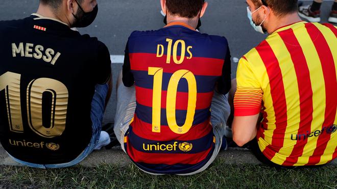 Messi y la última hora de su 'adiós' del Barcelona.