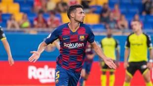 Guillem Jaime, canterano del F.C. Barcelona
