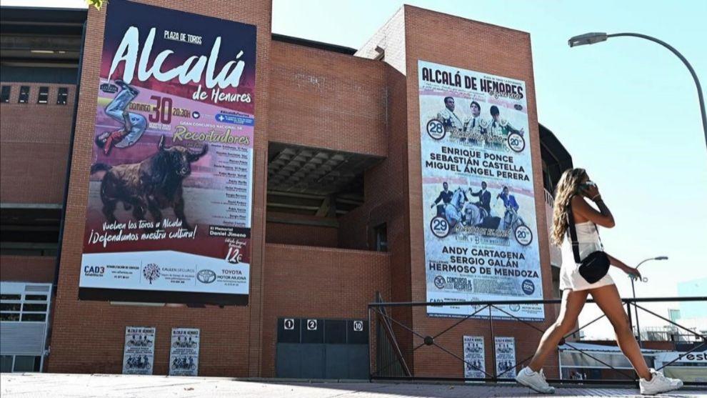 Se suspenden los festejos de Alcalá de Henares